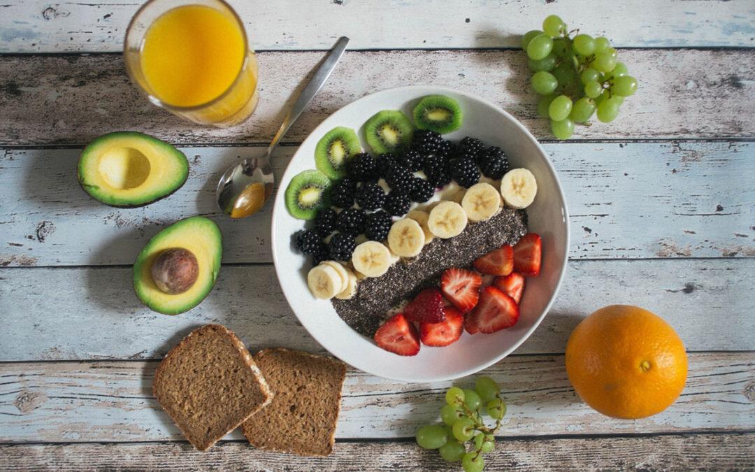 La importancia de una buena nutrición en niños