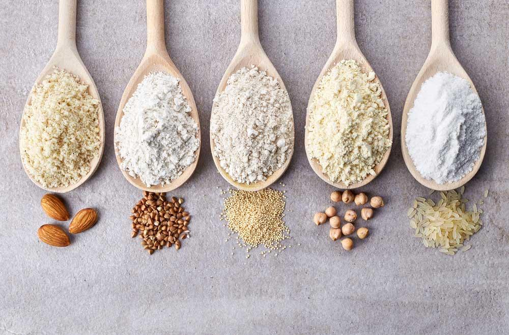 alternativas para la dieta celiaca