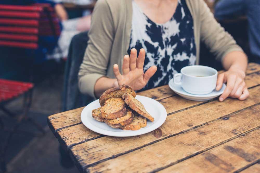 Intolerancia al gluten: Síntomas y Tratamiento